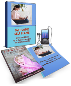 Overcome Self Blame Audio Training