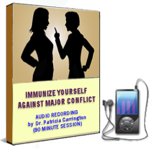 Immunize Yourself Against Major Conflict using EFT