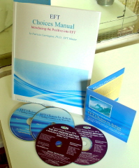 Learn the EFT Choices Method, by Dr. Patricia Carrington, EFT Master