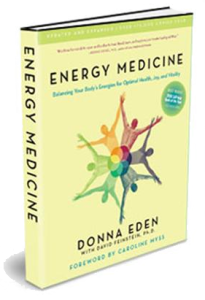 Energy Medicine Book by Donna Eden