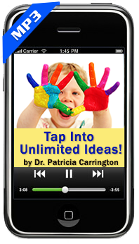 Tap Into Unlimited Ideas Audio