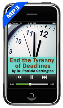End the Tyranny of Deadlines Audio