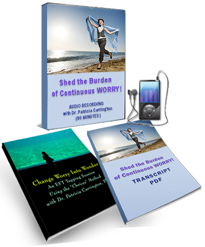 Stop continuous worry with EFT