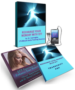 Recharge Your Memory with EFT MP3 & EBooks