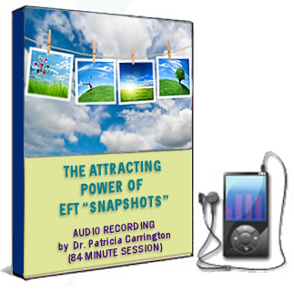 EFT Tapping Snapshots Method for use with the Law of Attraction