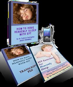 EFT for Heavenly Sleep Combo