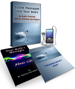 Subtle Messages from Your Body MP3 audio and E-Books