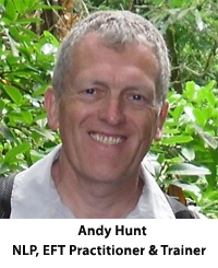 Andy Hunt EFT & NLP Practitioner and Trainer