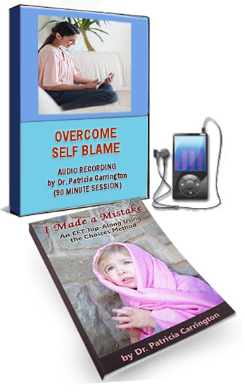 Overcome Self Blame Audio & EBook
