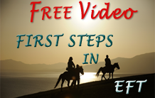Free Video Download of First Steps in EFT by Patricia Carrington