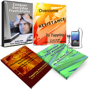 Conquer Everyday Frustrations special audios and ebooks