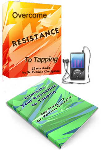 Eliminate Your Resistance to Tapping audio and ebook