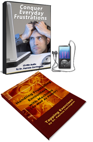 Conquer Everyday Frustrations audio and ebook