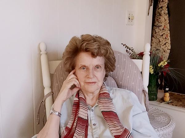 Dr. Patricia Carrington, Ph.D.