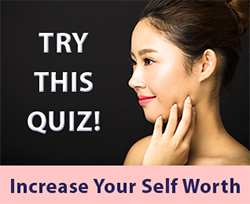 Try This Quiz: Increase Your Self Worth by Dr. Carrington