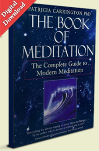 The Book of Meditation, by Patricia Carrington Ph.D.