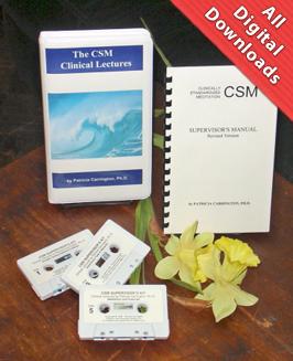 Clinically Standardized Meditation Supervisor's Kit by Dr. Patricia Carrington