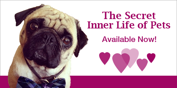 The Secret Inner Life of Pets - by Dr. Patricia Carrington