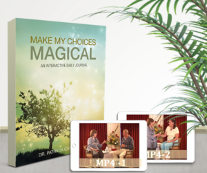 make my choices magical journal ebook, choices workshop mp4 on ipad images